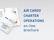 Air Cargo Charter Operations on-line brochure