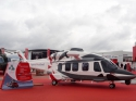 Helicopters Cross the Atlantic for Heli Expo 2014