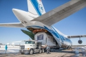 Volga-Dnepr Ships 'Cygnus' Resupply Spacecraft