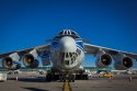 Spacecraft Payload Module Delivered to Stansted Onboard IL-76TD-90VD