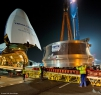Volga-Dnepr delivers a total logistics solution for 73-ton 'runner' from Austria to Bratsk hydroelectric power station