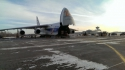 Volga-Dnepr Lifts Lifts for Reconstruction Programme at Belarus Airport