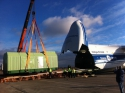 Salekhard Airport in Russia Welcomes its First-Ever Visit by Volga-Dnepr's An-124-100 'Ruslan' Freighter