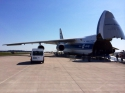 Volga-Dnepr Group to showcase Antonov An-124-100 Ruslan cargo aircraft at ILA-2014 Air Show